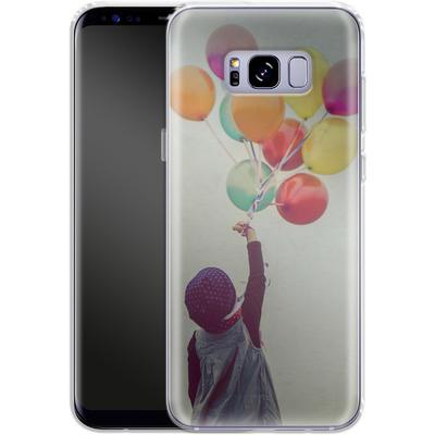 Samsung Galaxy S8 Plus Silikon Handyhuelle - Nubis von Marie-Luise Schmidt
