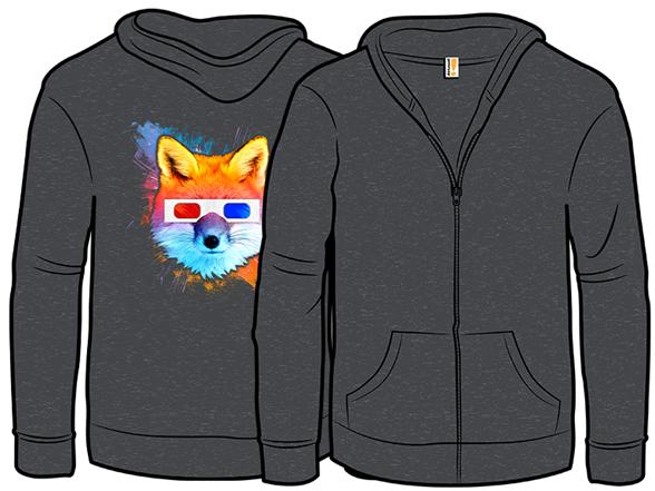 Crazy As A Fox T Shirt