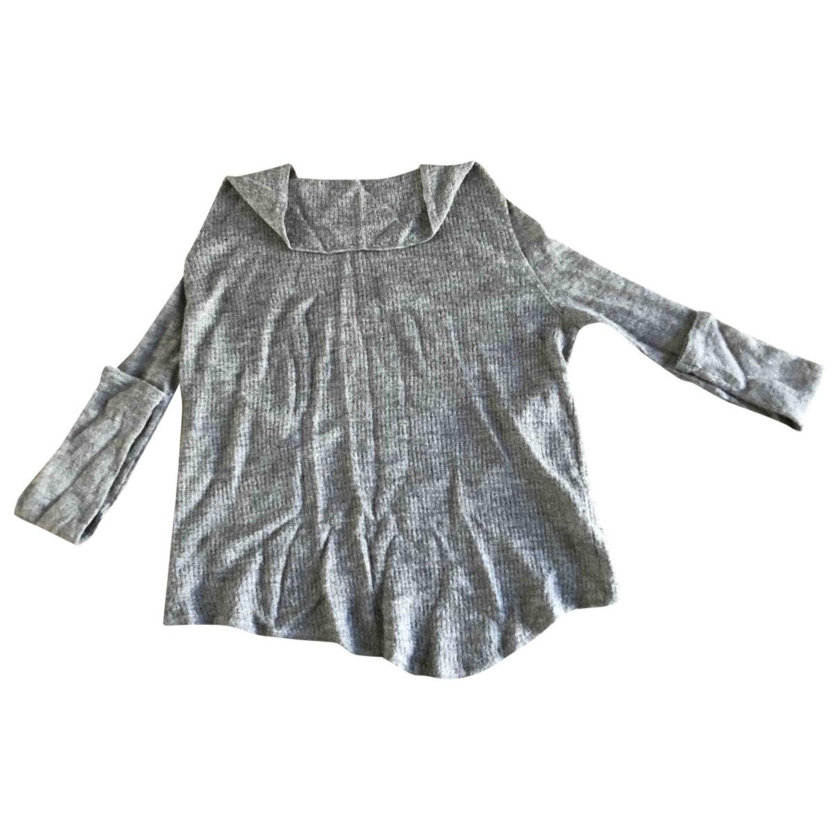 Helmut Lang \N Beige Wool Knitwear for Women S International