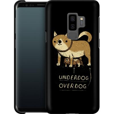 Samsung Galaxy S9 Plus Smartphone Huelle - Underdog Overdog von Louis Ros