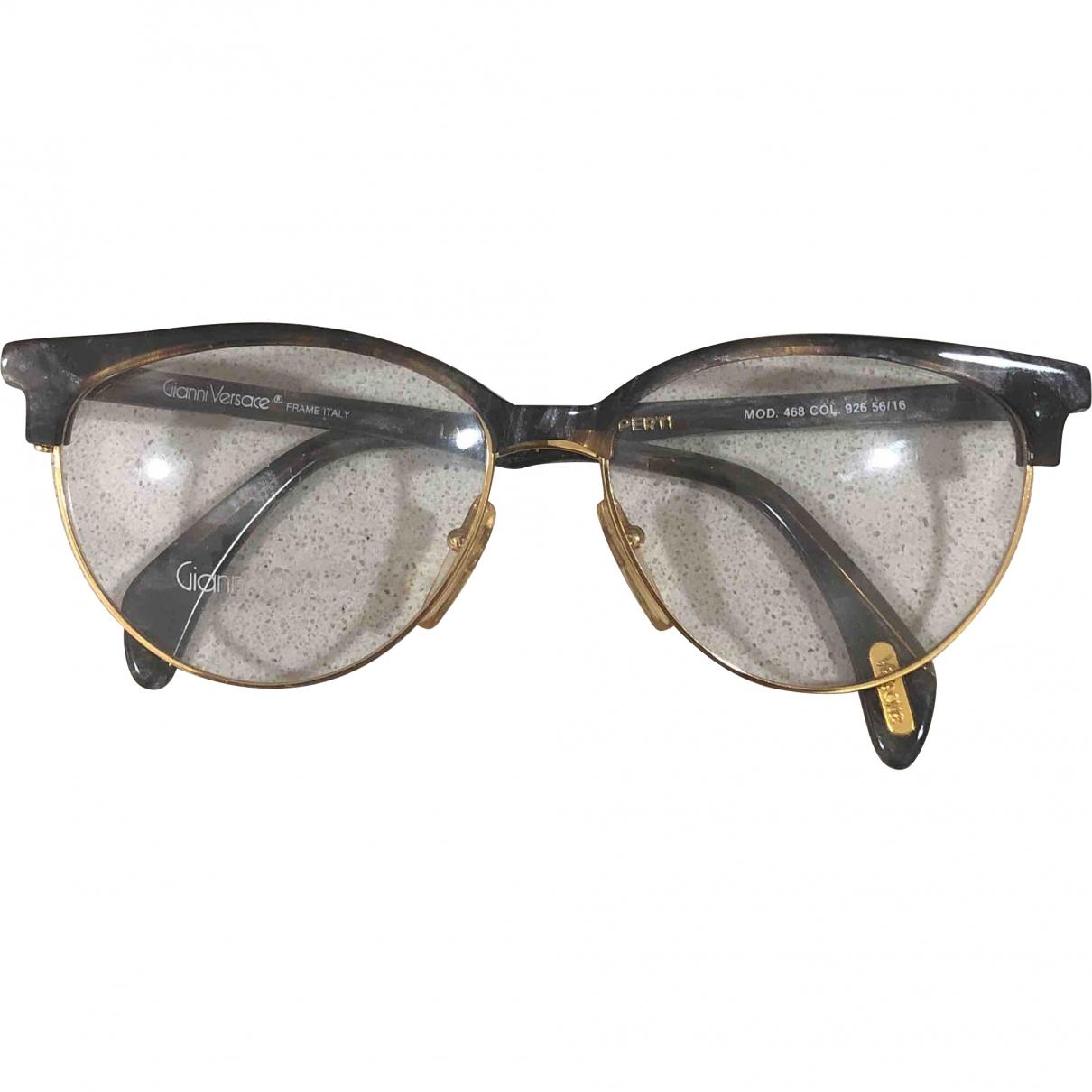 Versace \N Metal Sunglasses for Women \N