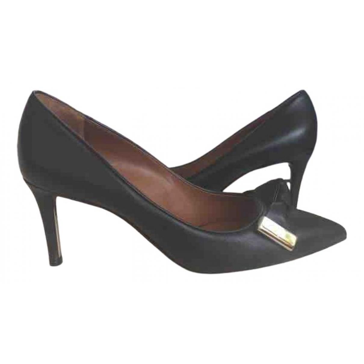 Mulberry - Escarpins   pour femme en cuir - noir