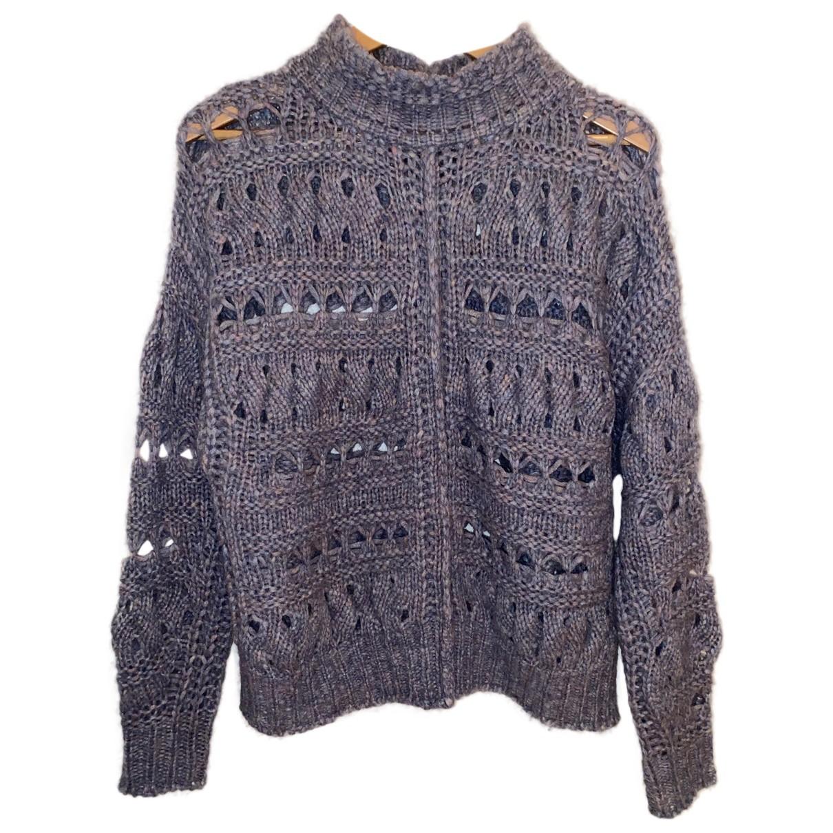 Isabel Marant - Pull   pour femme en laine - multicolore