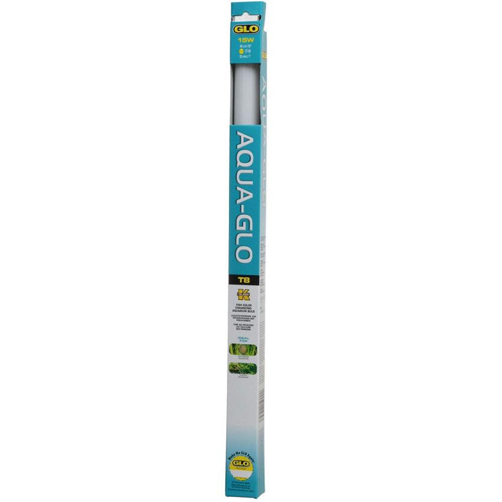 Aqua-Glo T8 Fluorescent Aquarium Bulb (20 W)
