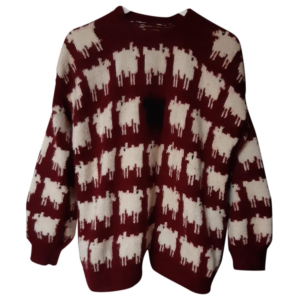 - Pull Oversize pour femme en laine