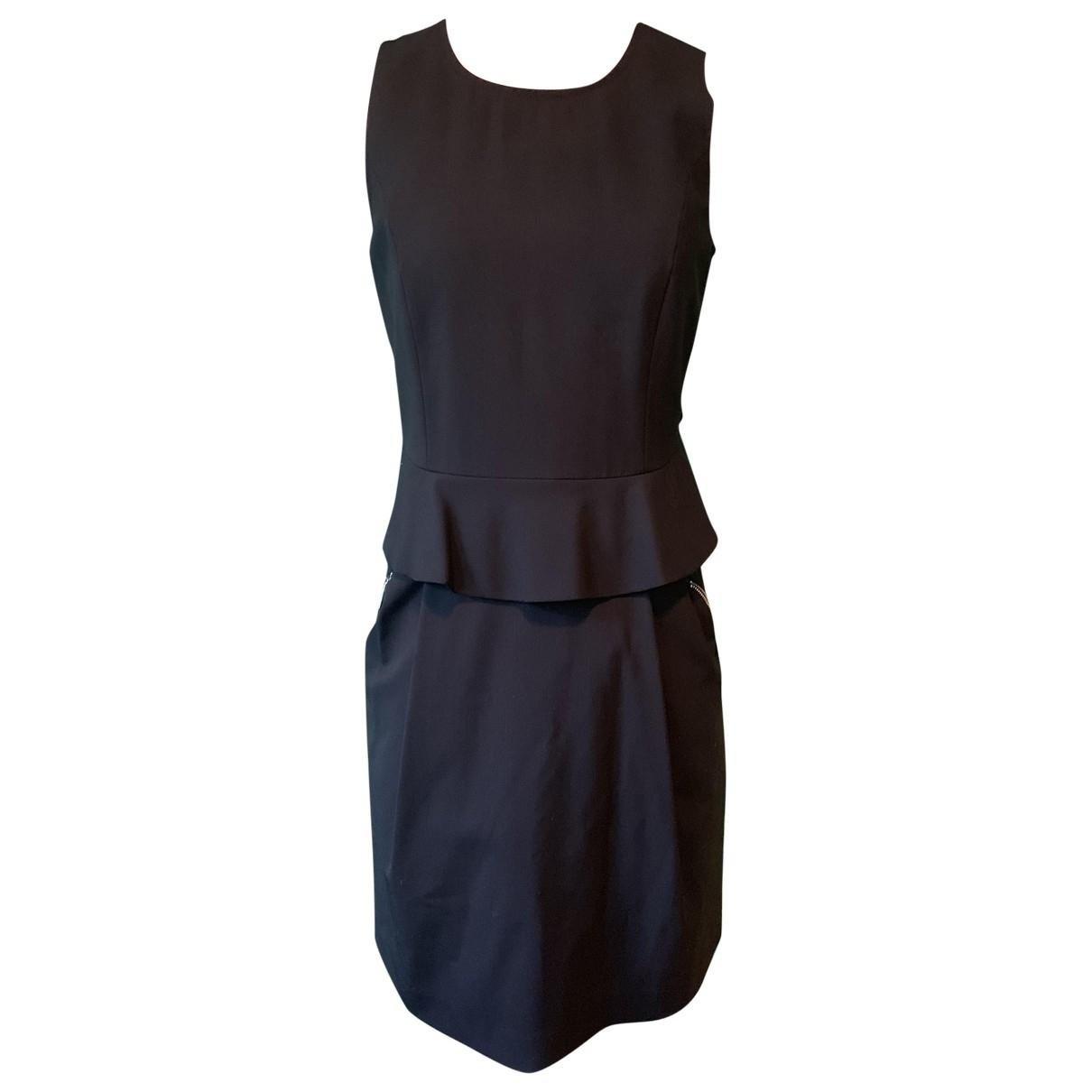 Theory \N Black Wool dress for Women 2 US