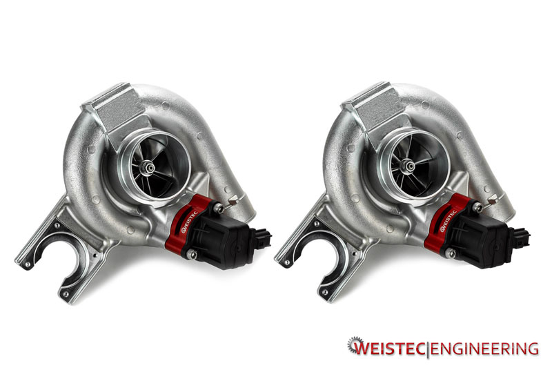 Weistec 01-840-01944-1 M840 W.3 Turbo Upgrade McLaren 720S 18-19