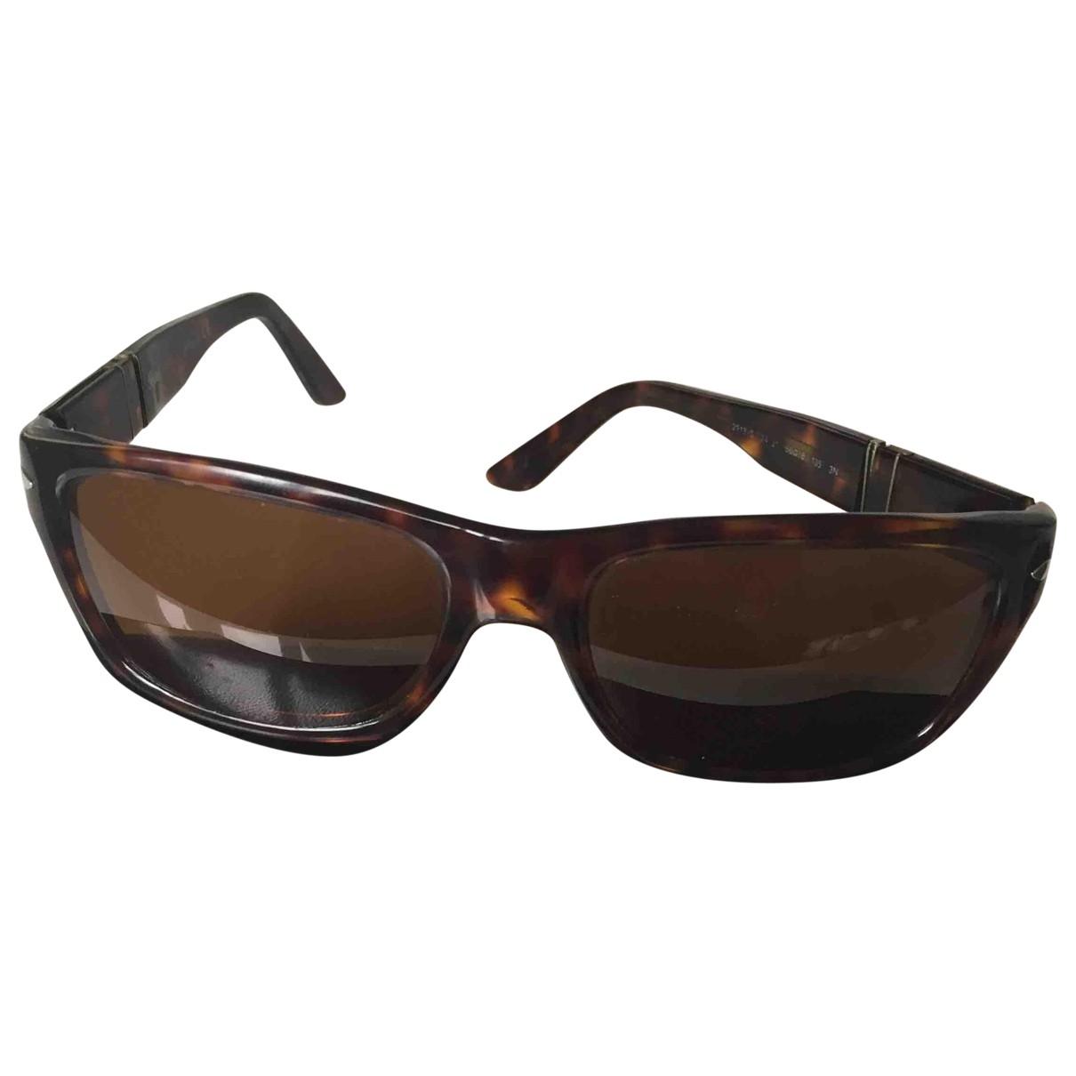 Persol \N Sonnenbrillen in  Braun Kunststoff