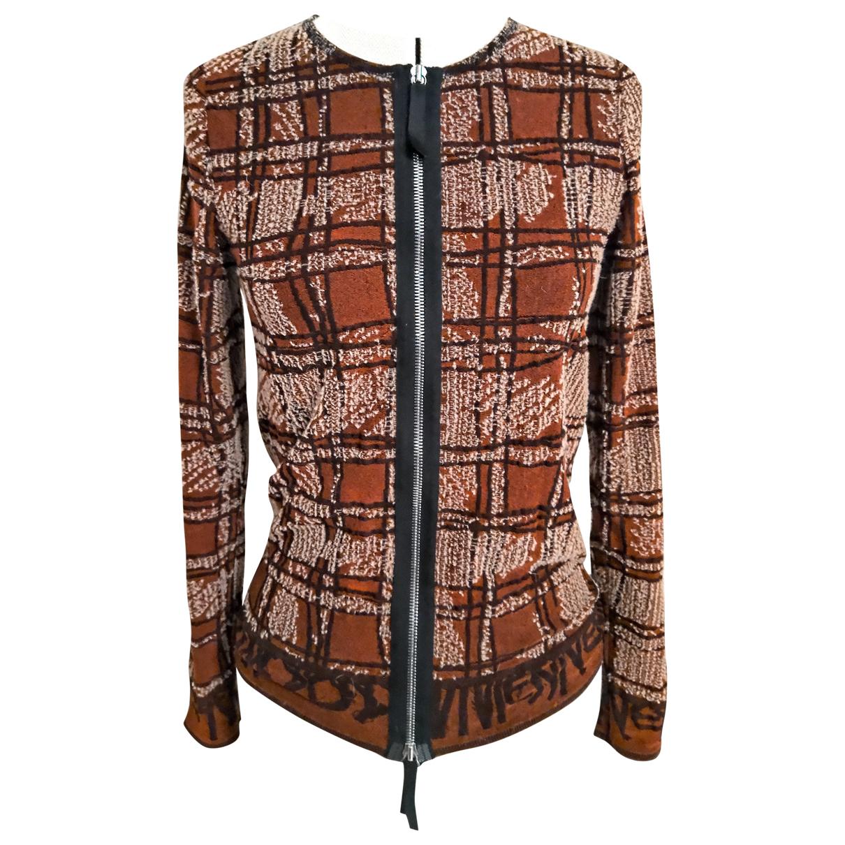 Vivienne Westwood N Orange Knitwear for Women S International