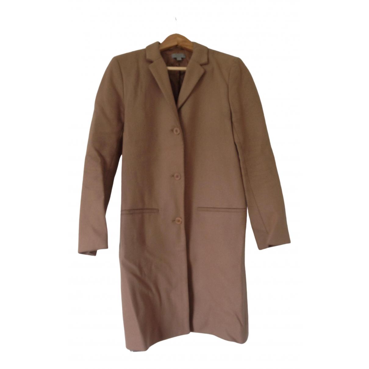 Cos \N Camel Wool coat for Women S International