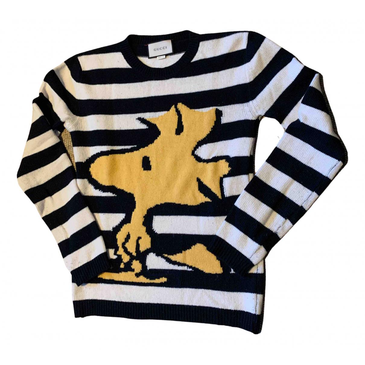 Gucci - Pulls.Gilets.Sweats   pour homme en laine - multicolore