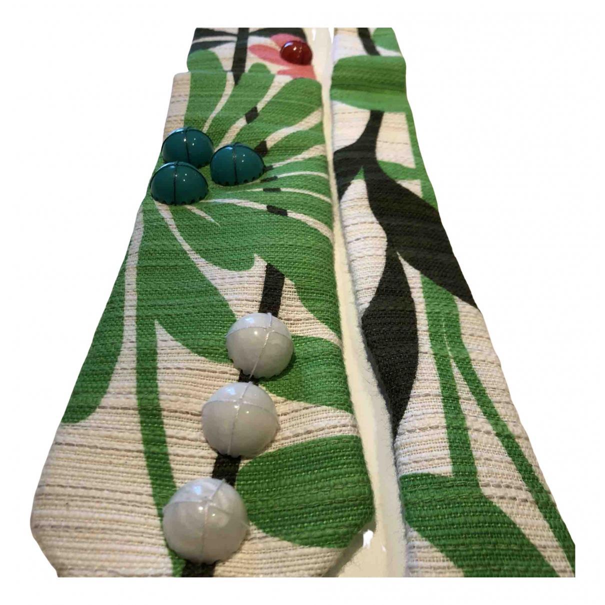 Prada N Multicolour Cotton Ties for Men N