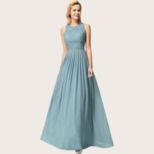 EverPretty vestido de fiesta con encaje guipure