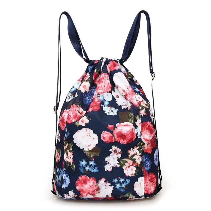 Ericdress Outdoor Style Oxford Waterproof Backpack
