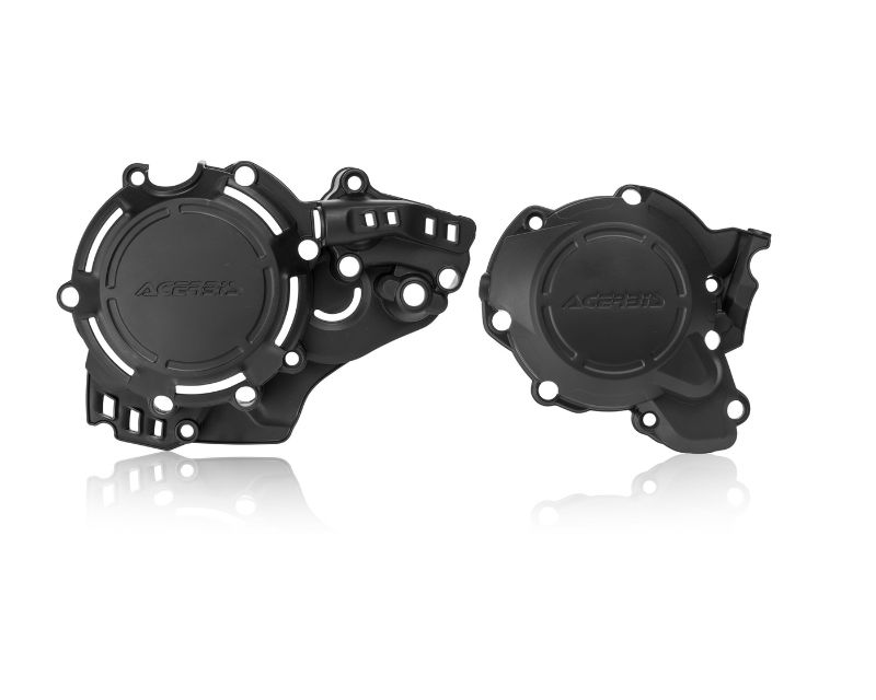 Acerbis 2726840001 X-Power Case Saver Kit Black Husqvarna TC250 17-18