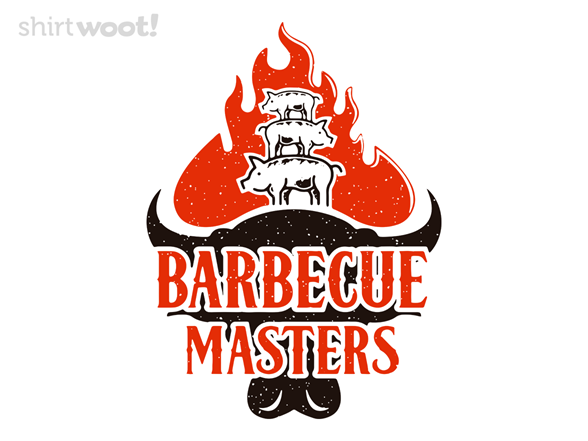 Barbecue Masters T Shirt