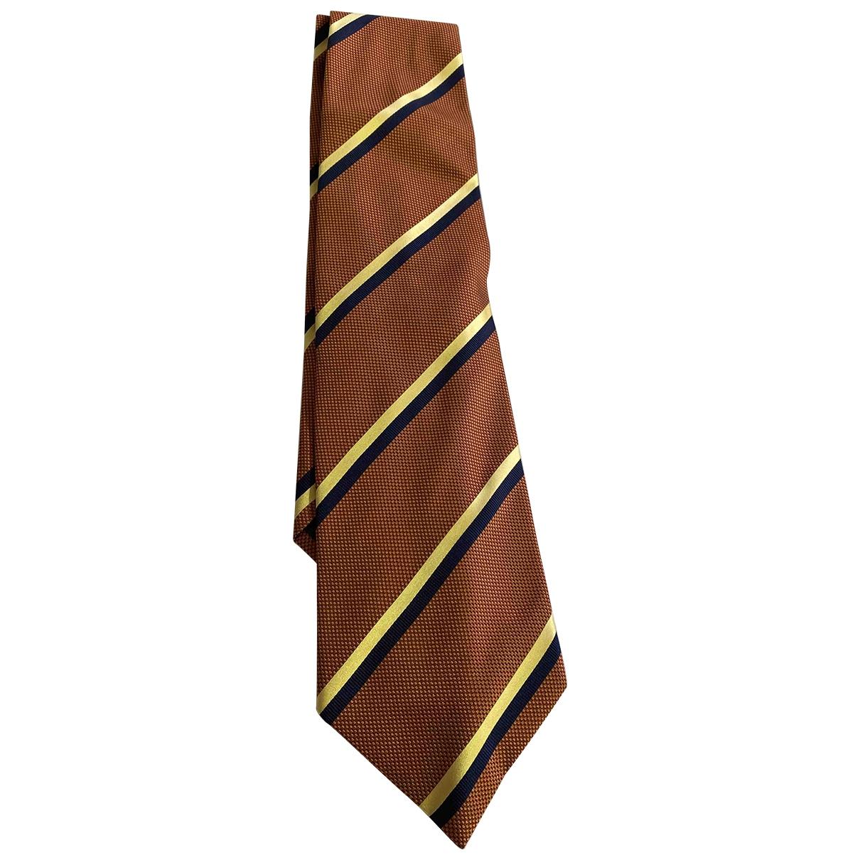 Church's \N Wool Ties for Men \N