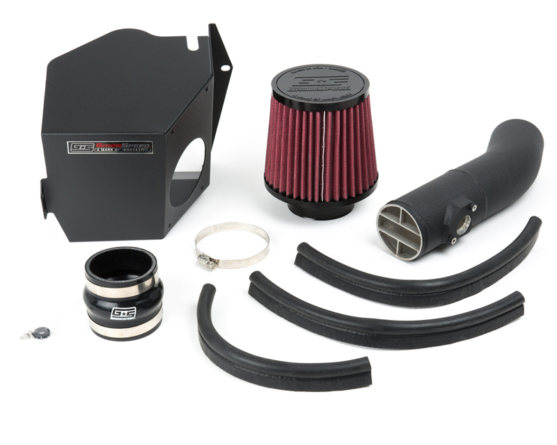 GrimmSpeed 060051 Black Cold Air Intake Subaru Forester XT 09-13