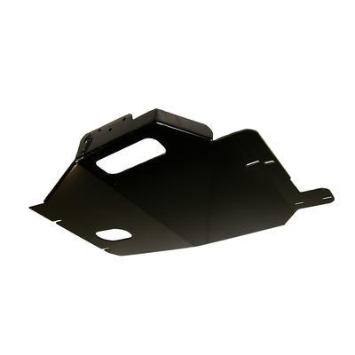 Skid Row Off Road Engine Skid Plate (Black) - JP-4001