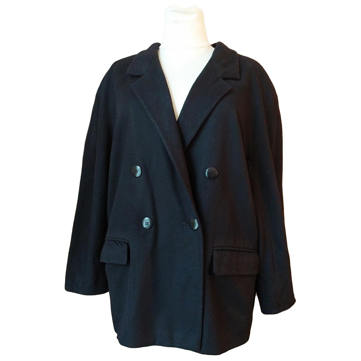 Max Mara - Veste   pour femme en laine - noir