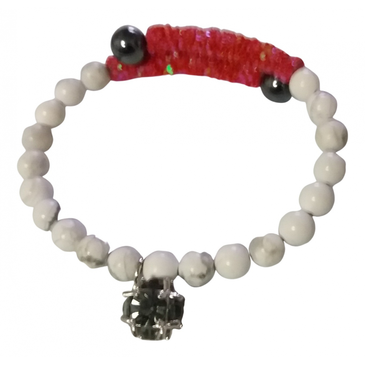 Non Signe / Unsigned \N Armband in Perlen