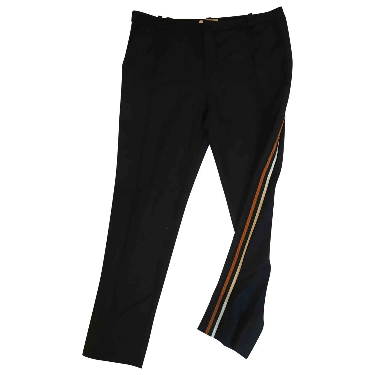 Pantalon zanahoria de Lana Bouchra Jarrar