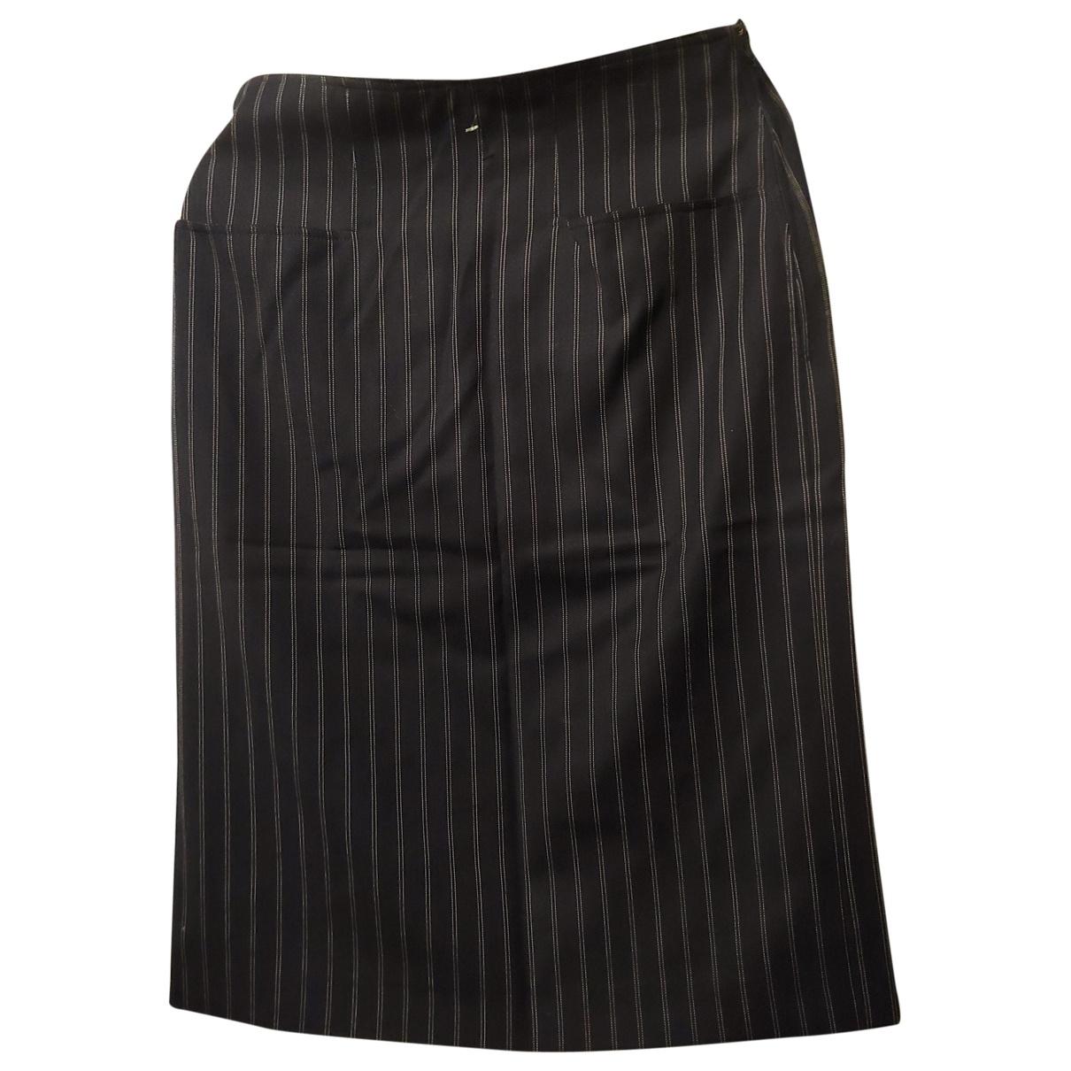 Falda midi de Lana Max Mara