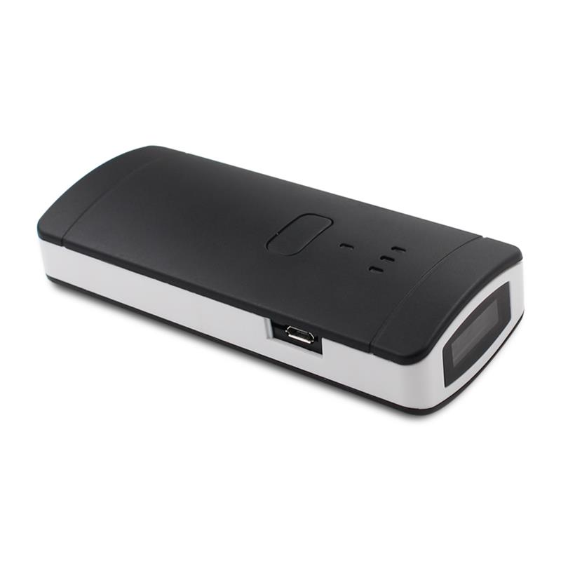 YOKO YK-P2000 2D/QR/1D Pocket Scanner Wireless bluetooth Barcode Scanner Barcode Reader CMOS Scanner USB Interface for i