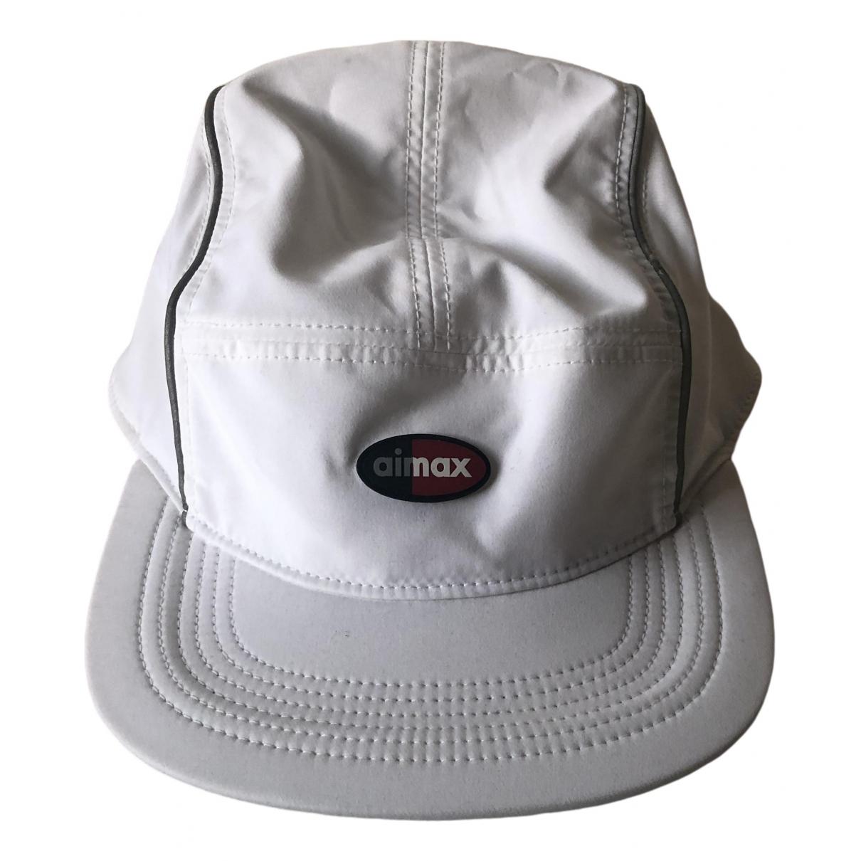 Supreme - Chapeau & Bonnets   pour homme - blanc