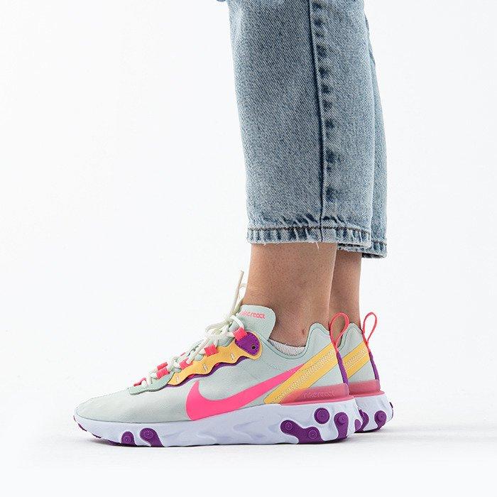 Nike W React Element 55 BQ2728 303