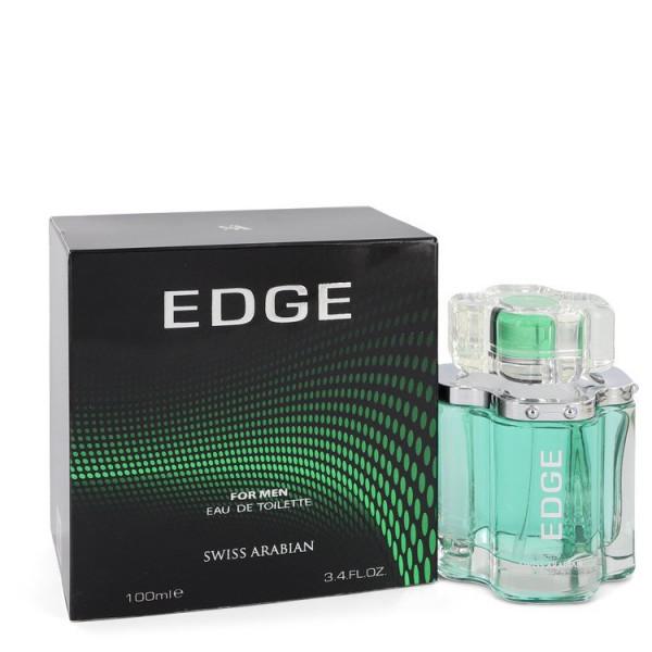Swiss Arabian - Edge : Eau de Toilette Spray 3.4 Oz / 100 ml