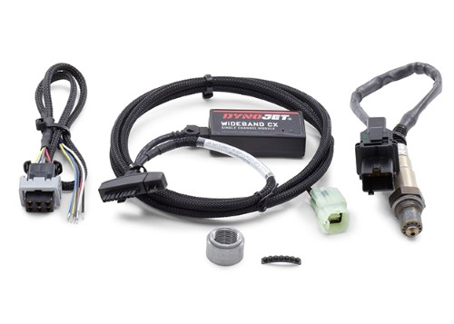 Dynojet Wideband CX Single Channel AFR Kit Honda Motorcycle w/ Power Vision