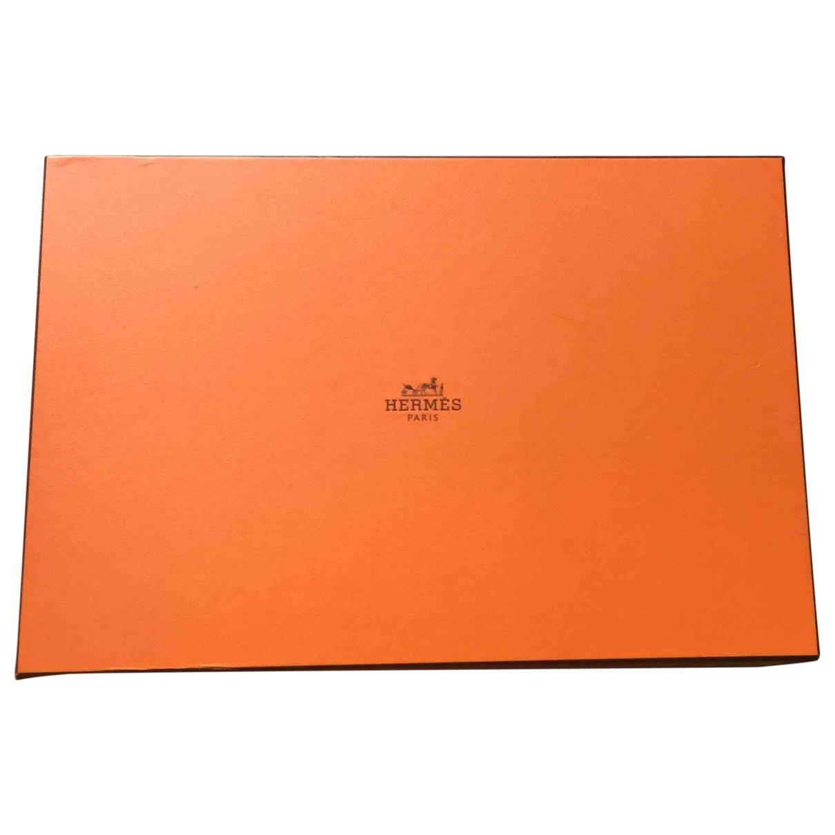 Hermes - Objets & Deco   pour lifestyle en coton - orange