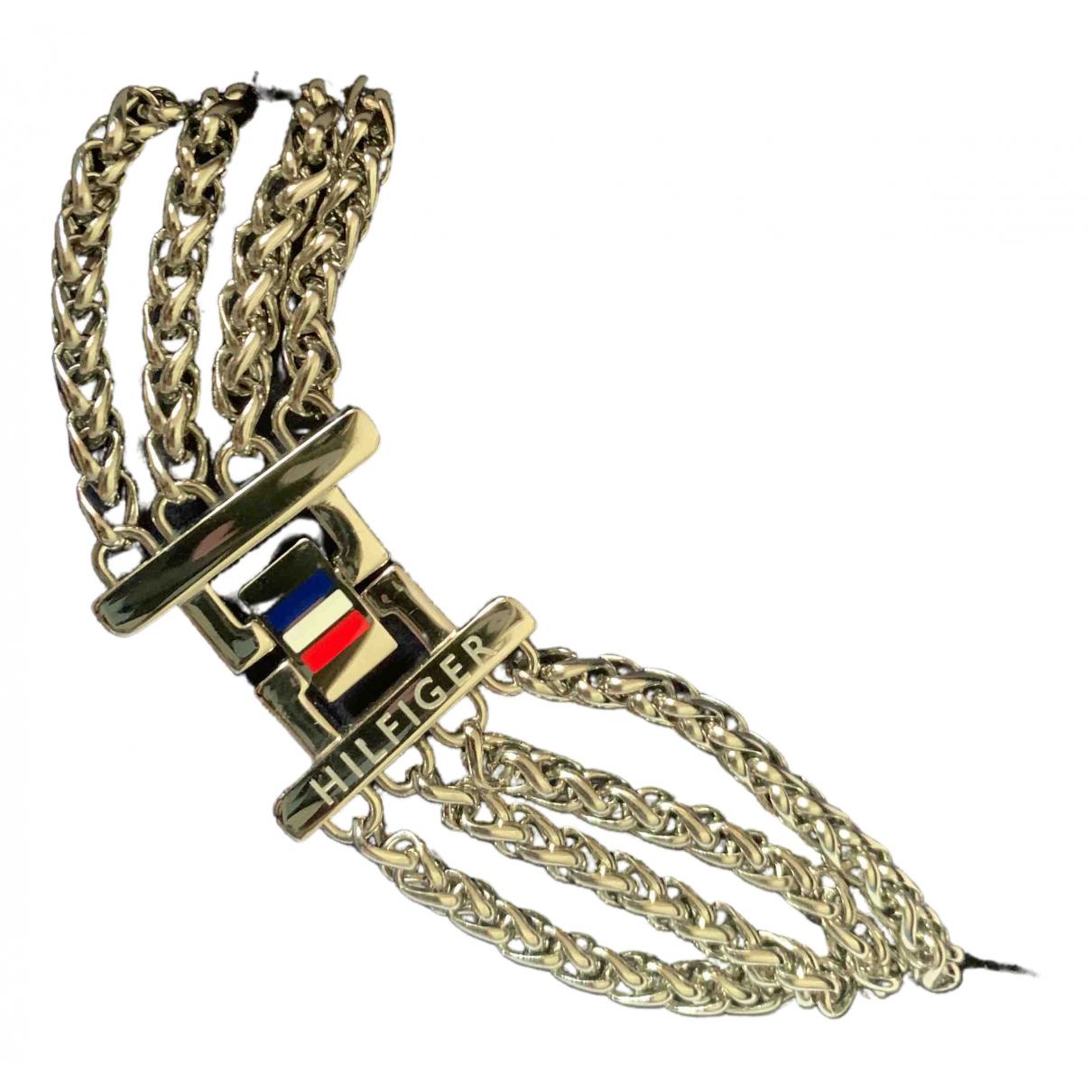 Tommy Hilfiger - Bracelet   pour femme en acier - argente