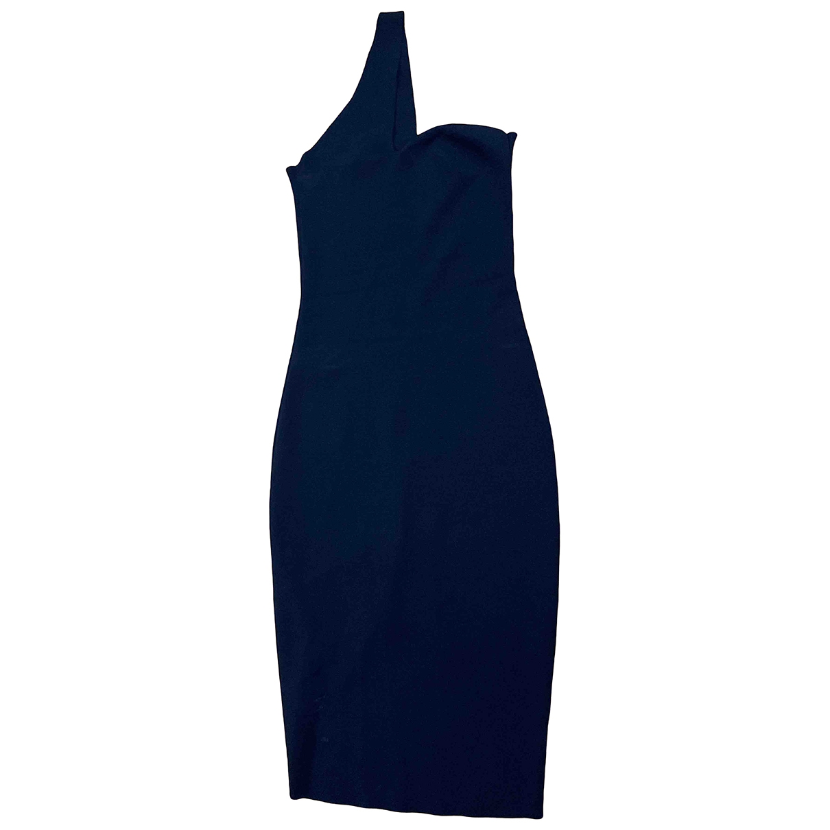 Stella Mccartney \N Kleid in  Blau Synthetik