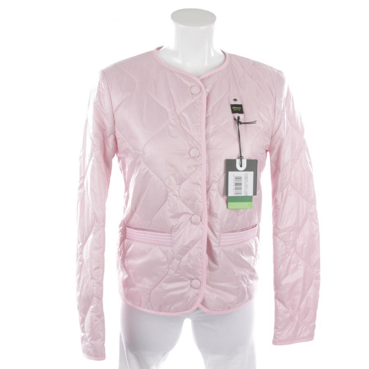 Blauer \N Pink jacket for Women 36 FR