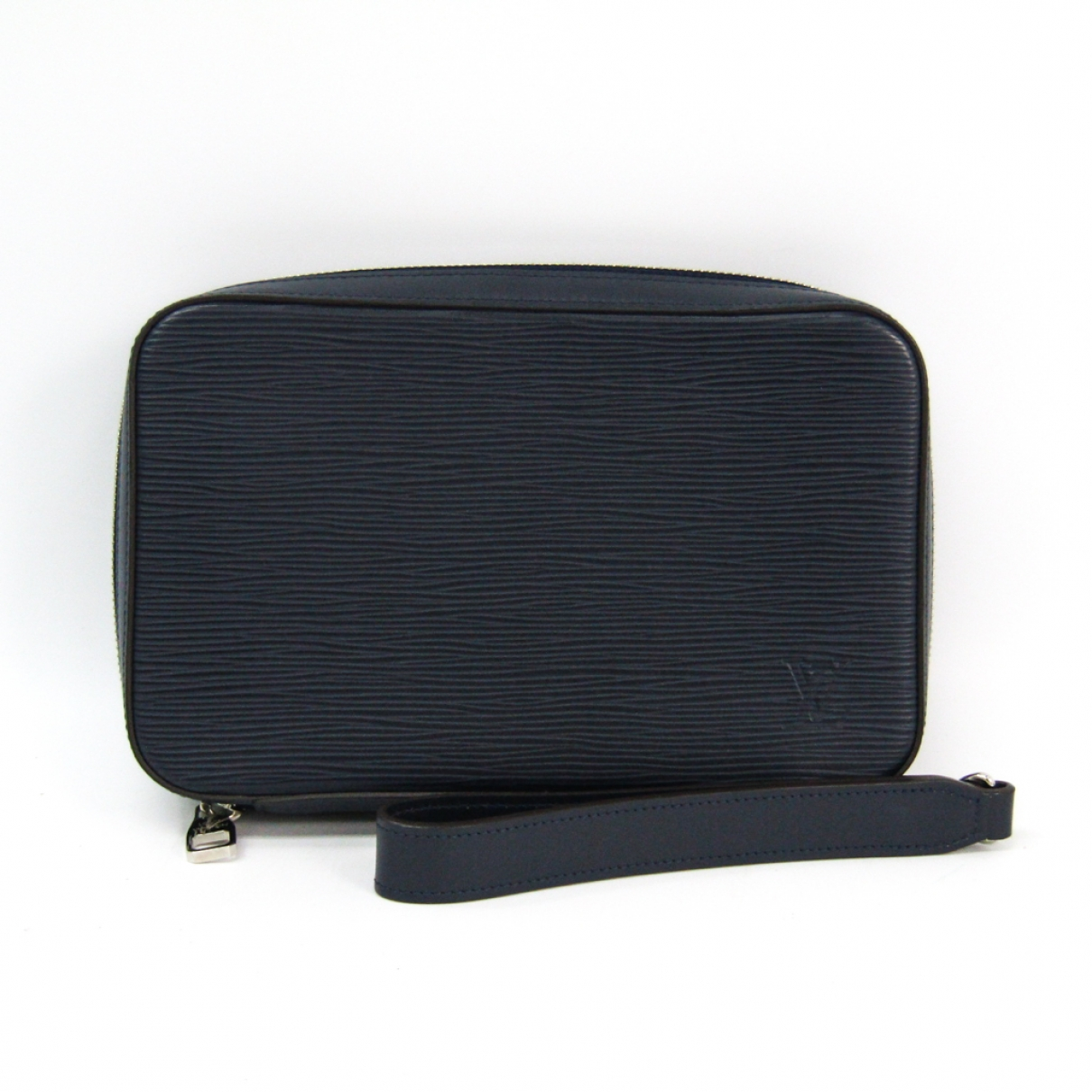 Louis Vuitton Zippy XL Navy Leather Small bag, wallet & cases for Men \N