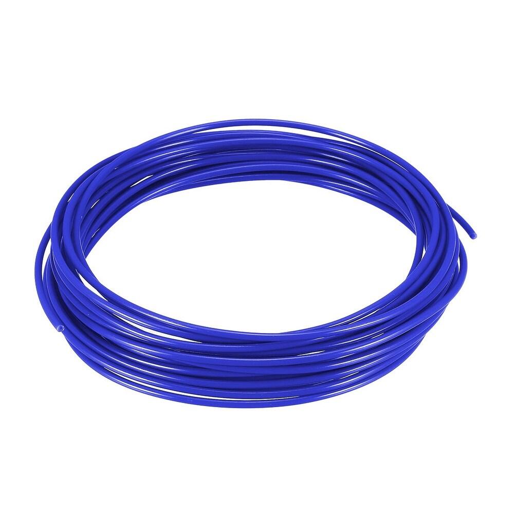 5 Meter/16 Ft PLA 3D Pen/3D Printer Filament, 1.75 mm Blue (Blue)