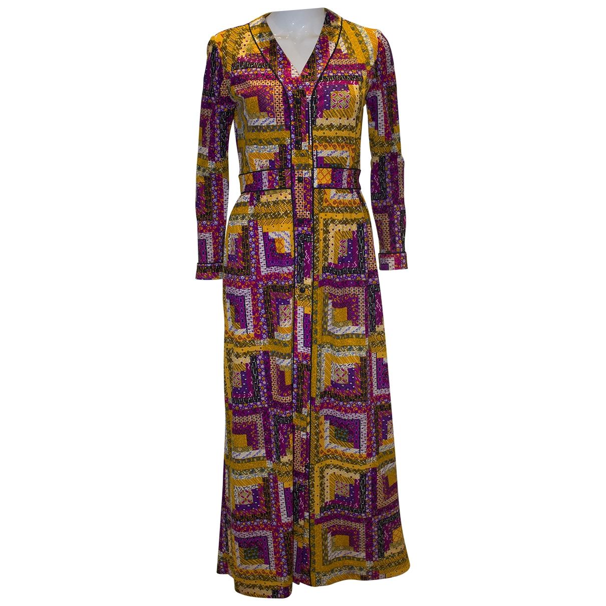 Fiorenza \N Kleid in  Bunt Synthetik