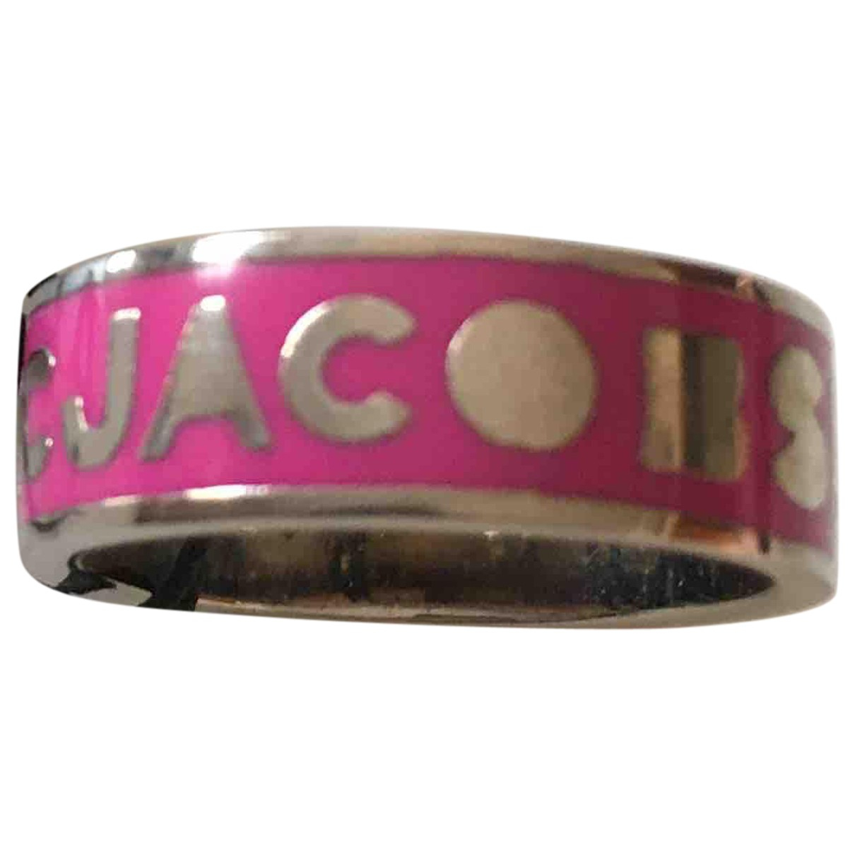 Marc By Marc Jacobs \N Ring in  Silber Metall
