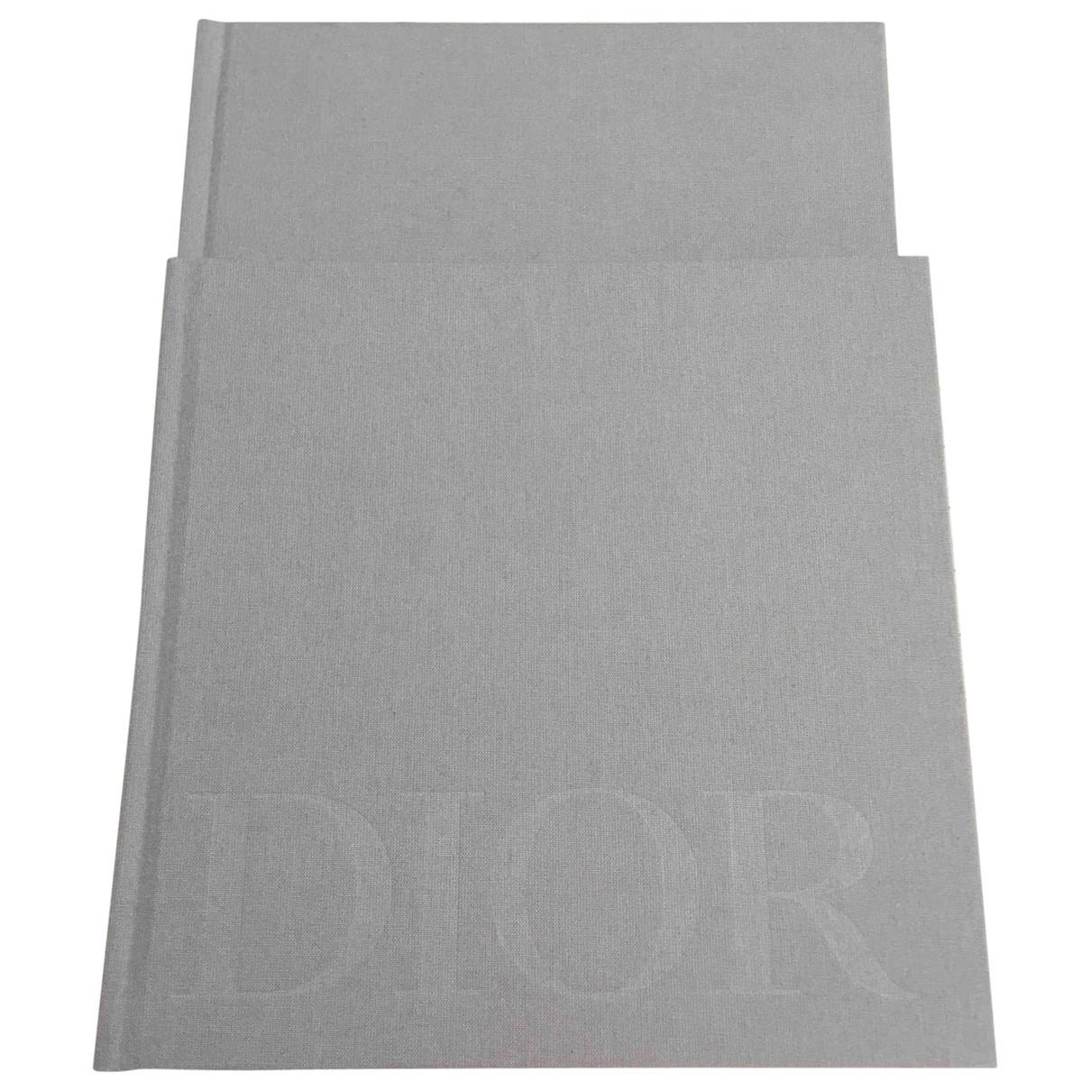Dior Homme - Mode   pour lifestyle en coton - gris