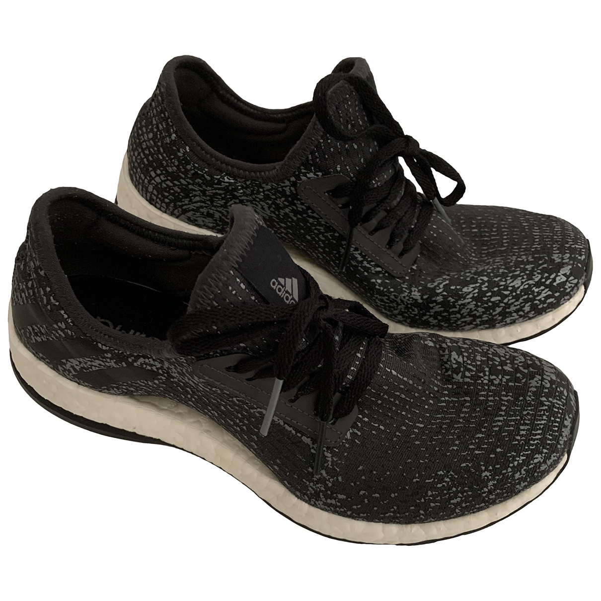 Adidas PureBOOST Anthracite Cloth Trainers for Women 5.5 UK