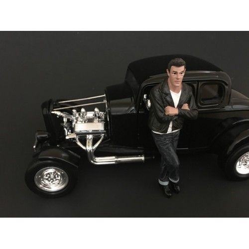50s Style Figure I for 118 Scale Models by American Diorama