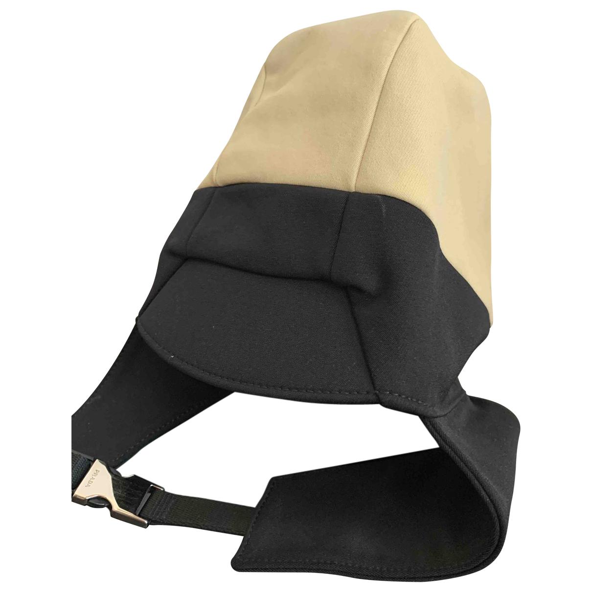Prada \N Beige hat & pull on hat for Men M International
