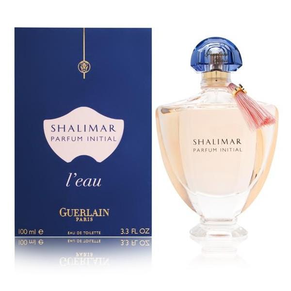 Shalimar Parfum Initial LEau - Guerlain Eau de toilette en espray 60 ML
