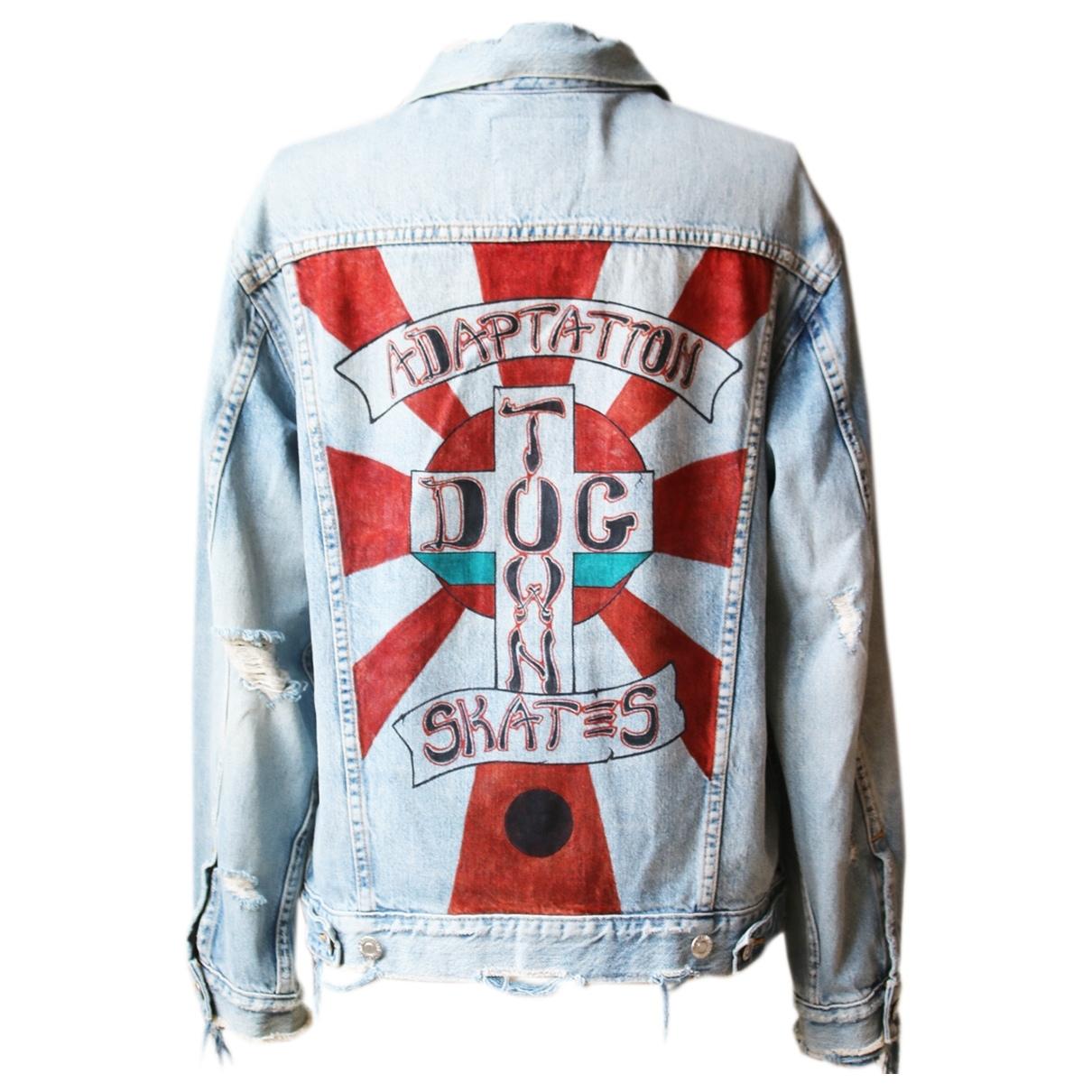 Adaptation \N Multicolour Denim - Jeans jacket for Women XS International