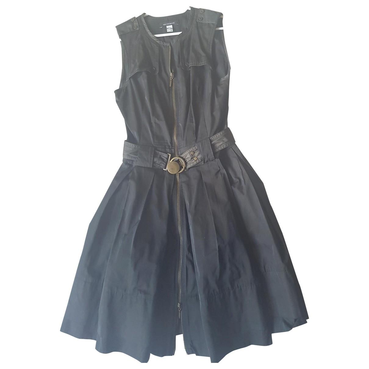 Plein Sud \N Kleid in  Khaki Polyester