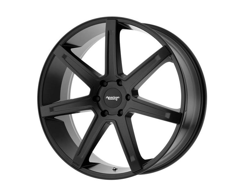 American Racing AR938 Revert Wheel 22x9.5 5X120 38mm Satin Black