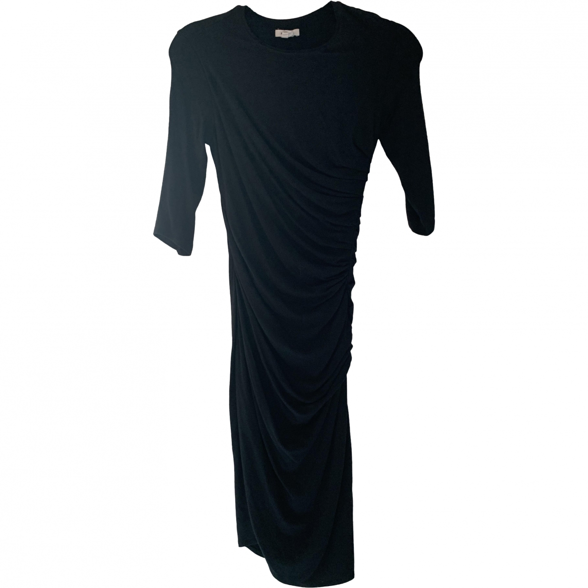 Helmut Lang \N Black Cotton dress for Women S International