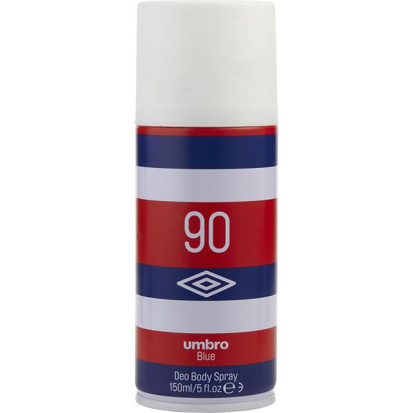 Blue - Umbro Korperspray 150 ml